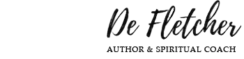 De Fletcher – Author and Spiritual Coach Logo